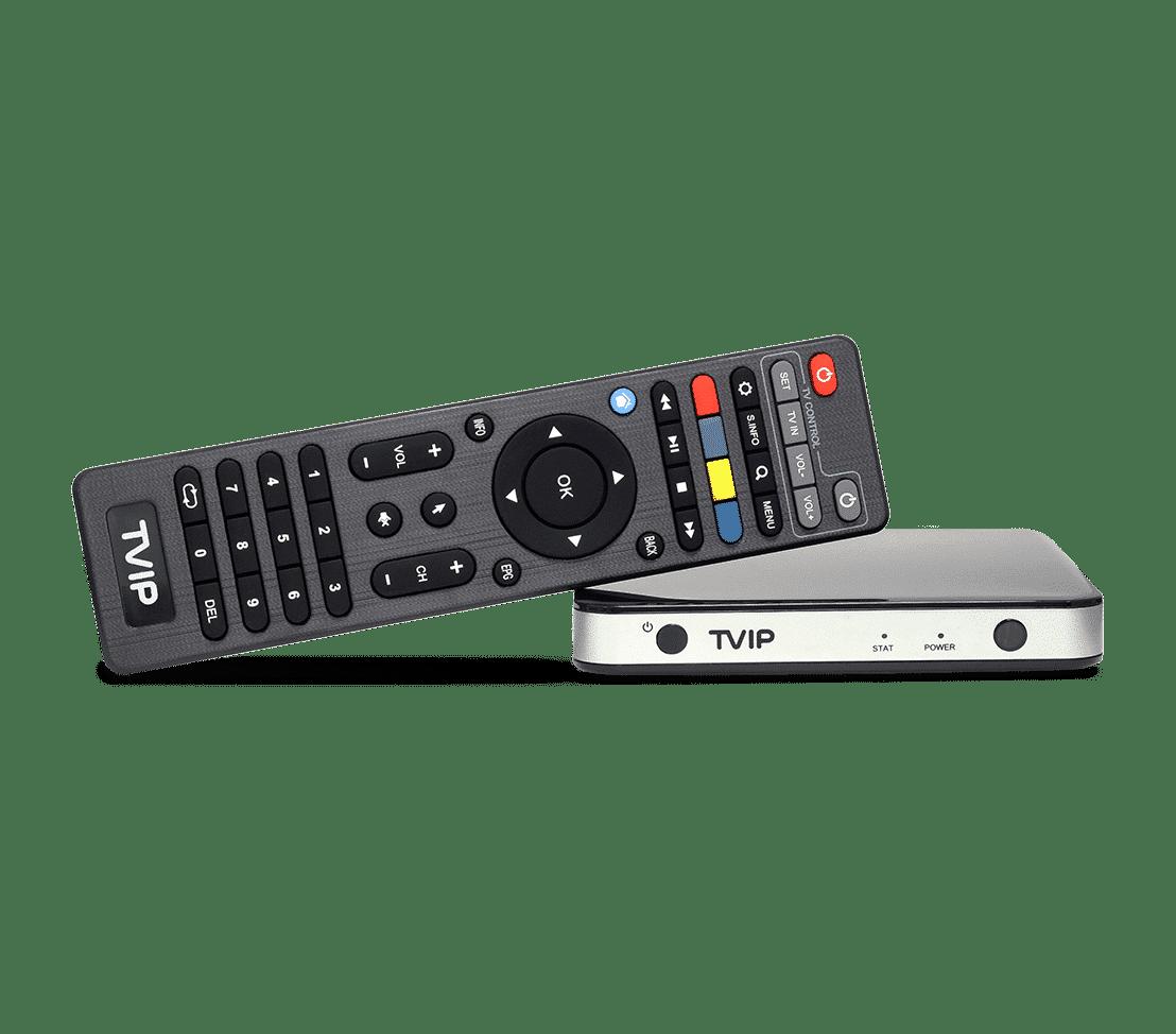 IPTV Box from TVIP